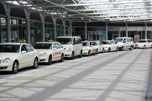 Wyposażenie taxi